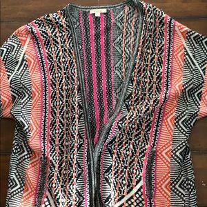 Ella Moss, short sleeve, sweater